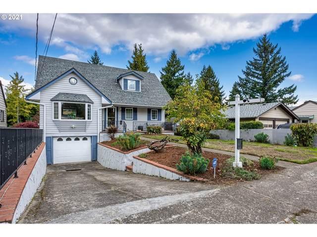 5635 NE Wygant St, Portland, OR 97218 (MLS #21274358) :: Real Estate by Wesley