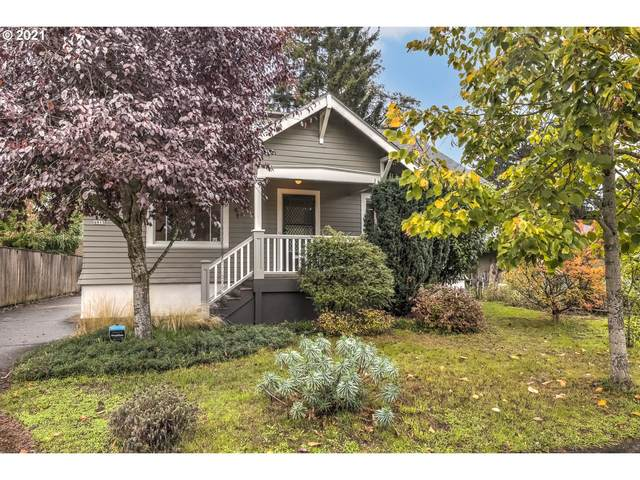 4915 NE 47TH Ave, Portland, OR 97218 (MLS #21274530) :: The Pacific Group