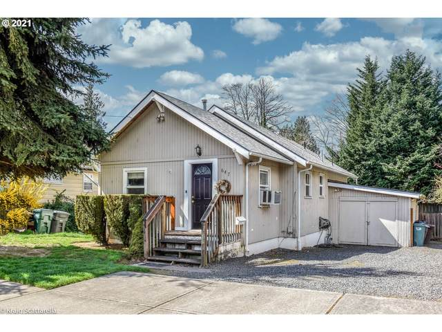647 SE 7TH Ave, Hillsboro, OR 97123 (MLS #21274547) :: Song Real Estate