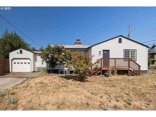 5739 SE Woodward St, Portland, OR 97206 (MLS #21274752) :: Cano Real Estate