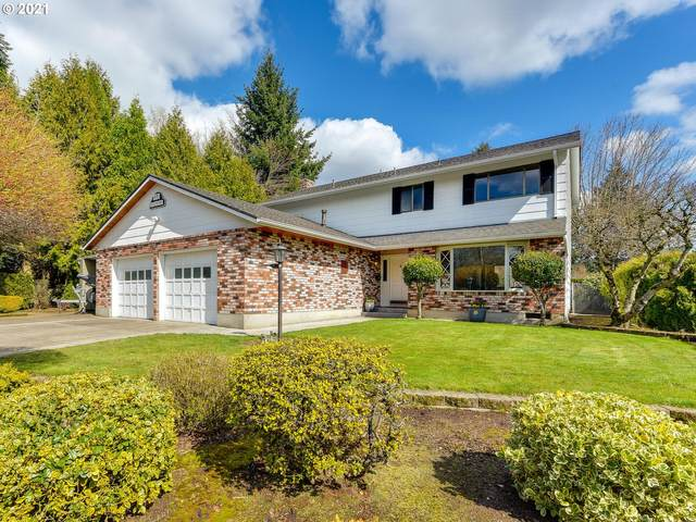 250 NW Chastain Ct, Gresham, OR 97030 (MLS #21274816) :: Next Home Realty Connection