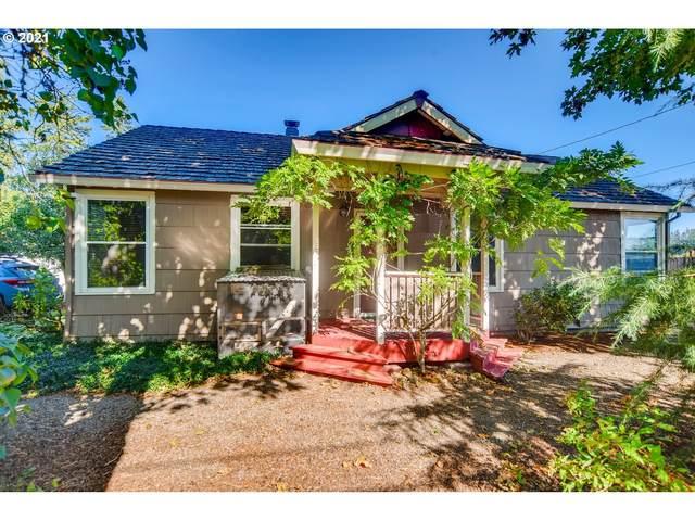 15610 S Springwater Rd, Oregon City, OR 97045 (MLS #21274902) :: Holdhusen Real Estate Group
