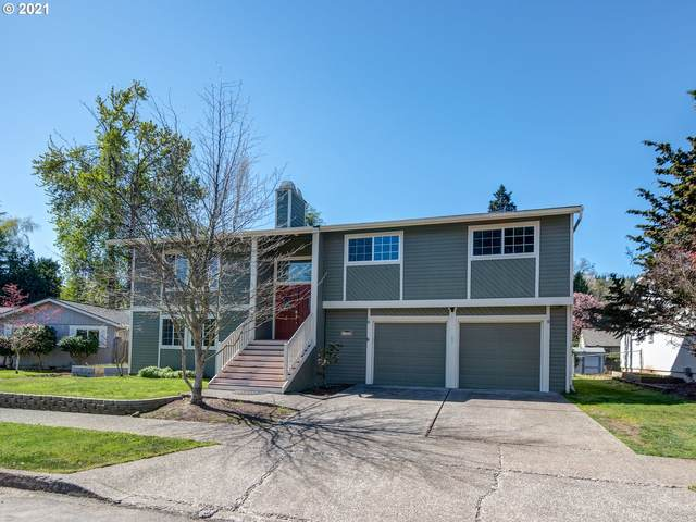 790 Ironwood Dr, Salem, OR 97306 (MLS #21275049) :: Premiere Property Group LLC