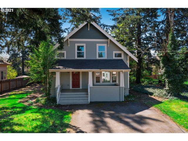 8450 SE Harney St, Portland, OR 97266 (MLS #21275268) :: Real Tour Property Group