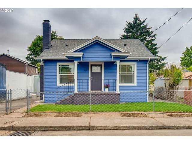 6415 SE 93RD Ave, Portland, OR 97266 (MLS #21275324) :: Real Tour Property Group