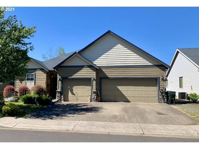 18 Almond Way, Creswell, OR 97426 (MLS #21275434) :: The Haas Real Estate Team