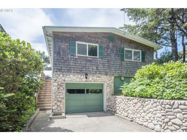 1741 SW Coast Ave, Lincoln City, OR 97367 (MLS #21275798) :: Beach Loop Realty