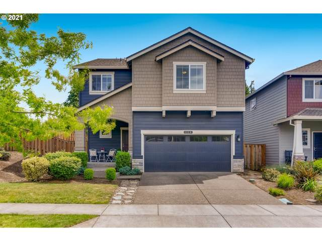 1118 Stonewall Ave, Forest Grove, OR 97116 (MLS #21276020) :: Holdhusen Real Estate Group
