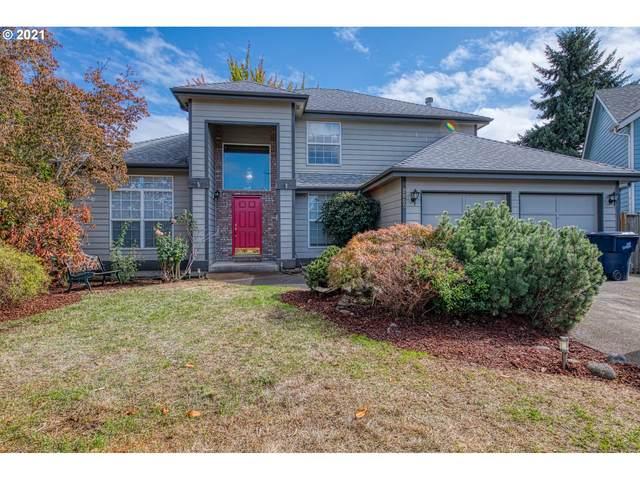 2005 Lemuria St, Eugene, OR 97402 (MLS #21276283) :: Triple Oaks Realty