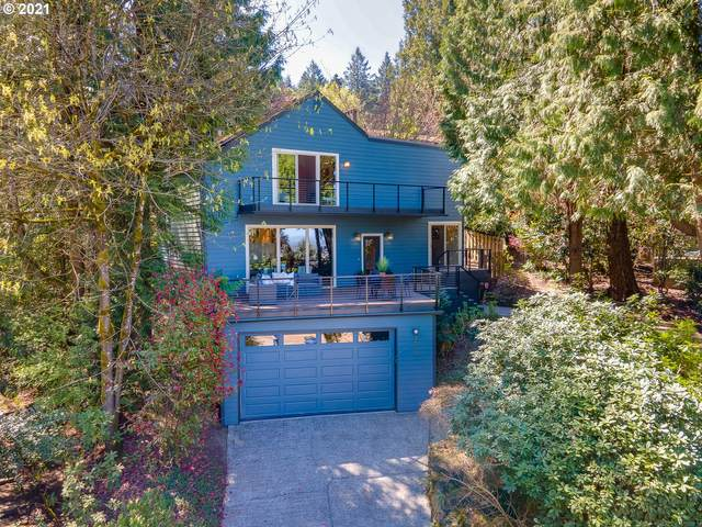 3010 NW Luray Ter, Portland, OR 97210 (MLS #21276398) :: The Pacific Group