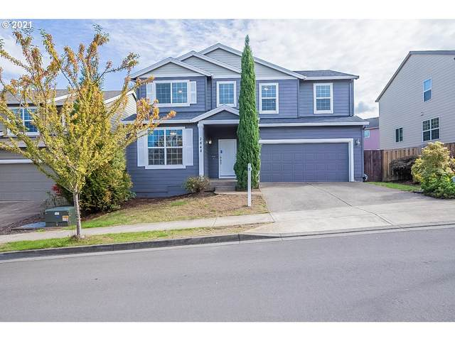 2848 SE Pheasant Way, Gresham, OR 97080 (MLS #21276445) :: Premiere Property Group LLC