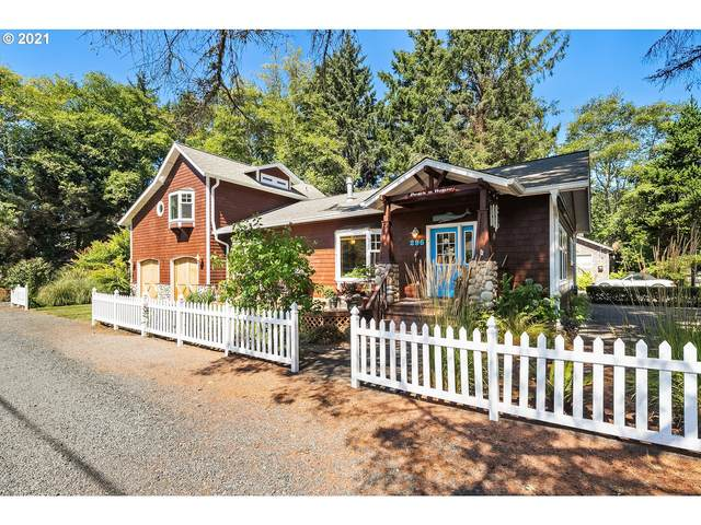 296 E Van Buren St, Cannon Beach, OR 97110 (MLS #21276513) :: Townsend Jarvis Group Real Estate