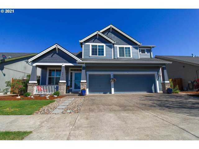 881 Throne Dr, Eugene, OR 97402 (MLS #21276754) :: Tim Shannon Realty, Inc.