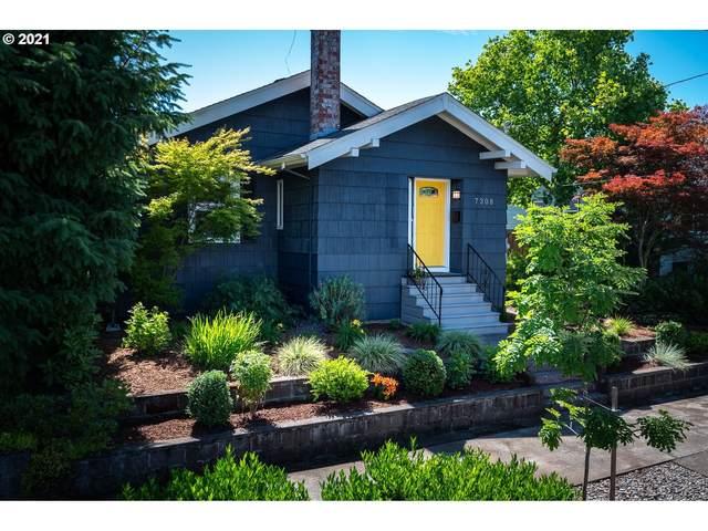 7308 N Macrum Ave, Portland, OR 97203 (MLS #21276999) :: Stellar Realty Northwest