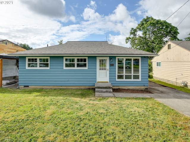345 E Gloucester St, Gladstone, OR 97027 (MLS #21277054) :: Lux Properties