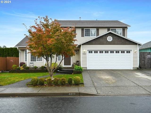 4403 NE 160TH Ave, Vancouver, WA 98682 (MLS #21277126) :: McKillion Real Estate Group