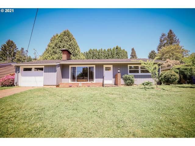 3805 SE Drake St, Milwaukie, OR 97222 (MLS #21277143) :: Fox Real Estate Group