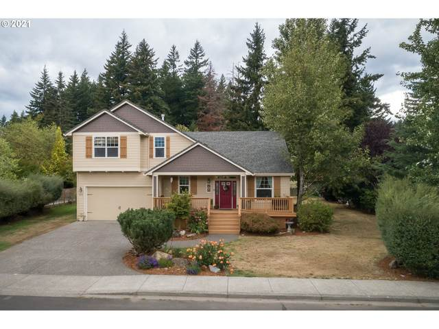 875 NW Angel Heights Rd, Stevenson, WA 98648 (MLS #21277323) :: Next Home Realty Connection
