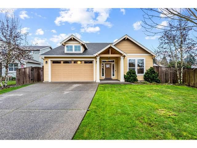 338 Lolo Trail Ave, Woodland, WA 98674 (MLS #21277620) :: Stellar Realty Northwest
