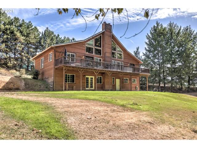 20013 NW Murphy Rd, North Plains, OR 97133 (MLS #21277632) :: The Pacific Group