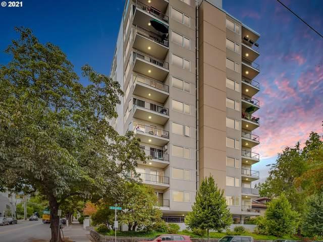 2211 SW Park Pl #302, Portland, OR 97205 (MLS #21277791) :: Real Estate by Wesley