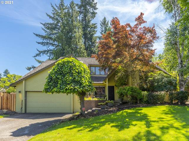 6402 SW Dolph Dr, Portland, OR 97219 (MLS #21277875) :: Next Home Realty Connection