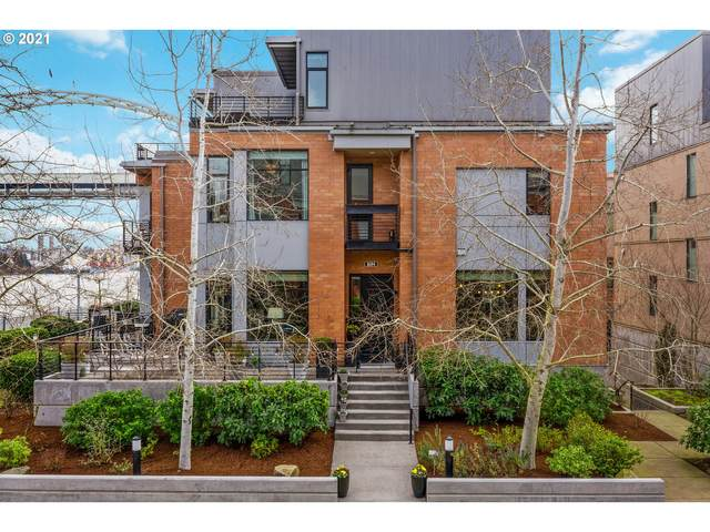 1684 NW Riverscape St, Portland, OR 97209 (MLS #21278341) :: Next Home Realty Connection
