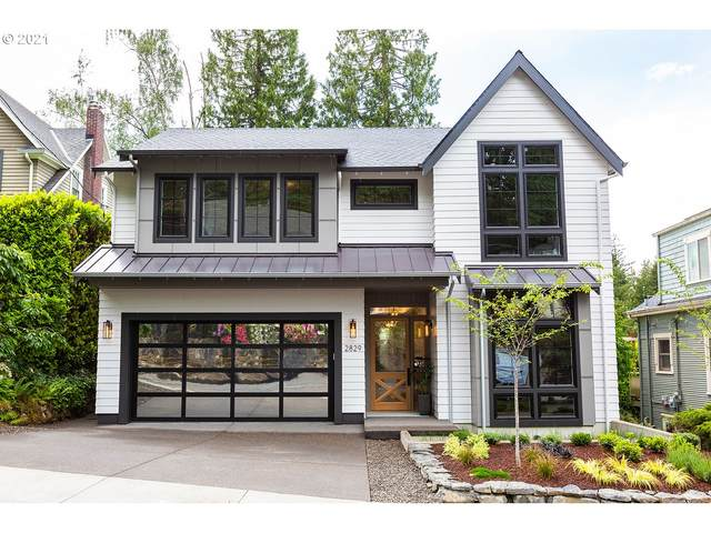 2829 SW Montgomery Dr, Portland, OR 97201 (MLS #21278502) :: Real Tour Property Group