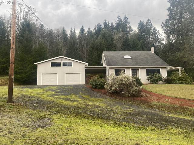 39250 Old Giustina Mill Rd, Dexter, OR 97431 (MLS #21278538) :: The Liu Group