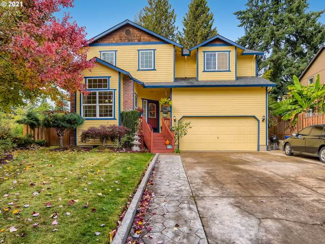 13927 Venice Ct, Oregon City, OR 97045 (MLS #21278985) :: Real Estate by Wesley