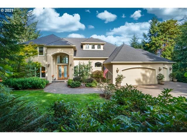 17505 SW Parrett Mountain Rd, Sherwood, OR 97140 (MLS #21279168) :: Stellar Realty Northwest