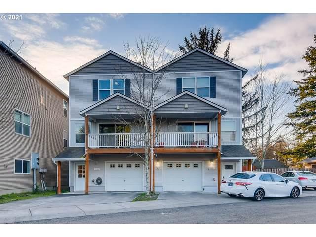 11732 SE Harold St, Portland, OR 97266 (MLS #21279179) :: Stellar Realty Northwest