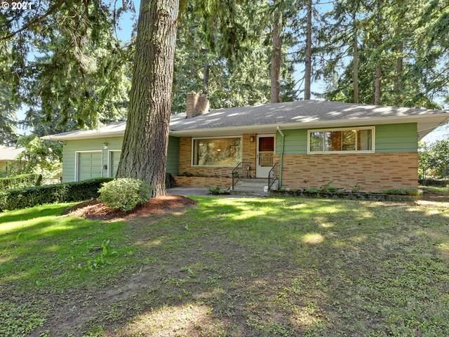 6850 SE Queen Rd, Milwaukie, OR 97222 (MLS #21279629) :: Keller Williams Portland Central