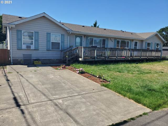 604 S 10TH St, St. Helens, OR 97051 (MLS #21279742) :: Gustavo Group