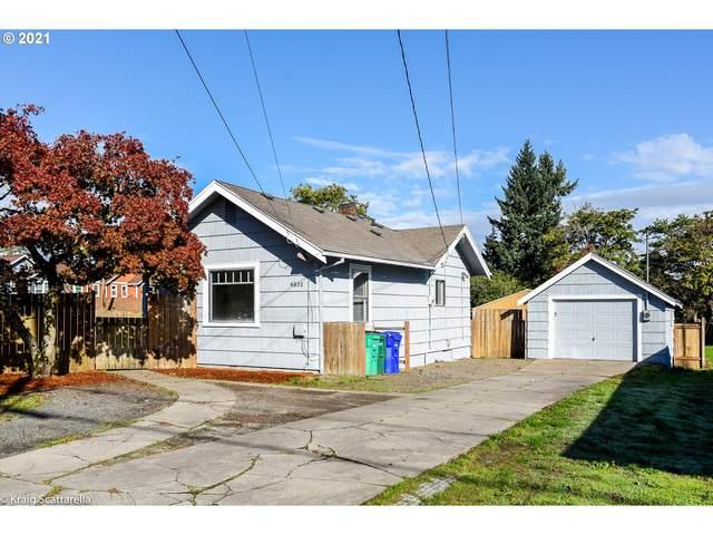 4831 NE Prescott St, Portland, OR 97218 (MLS #21279788) :: Real Estate by Wesley