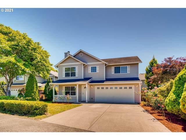 8401 NE 158TH Ave, Vancouver, WA 98682 (MLS #21279864) :: Fox Real Estate Group