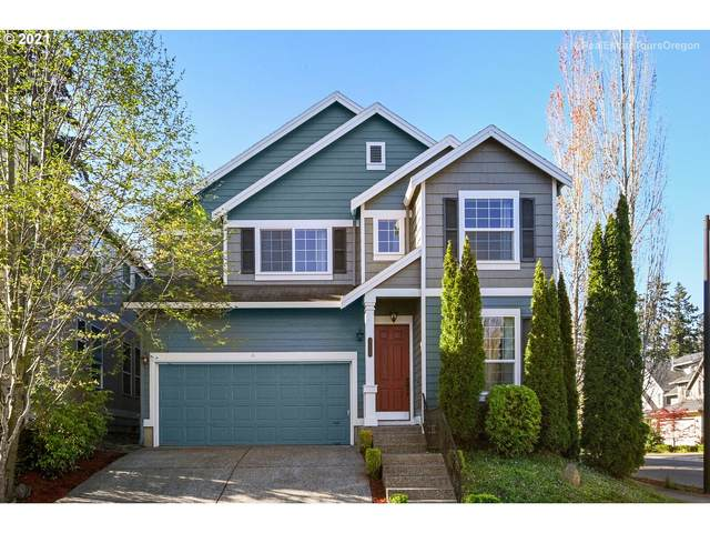 20796 SW Gracie St, Beaverton, OR 97006 (MLS #21279977) :: Brantley Christianson Real Estate