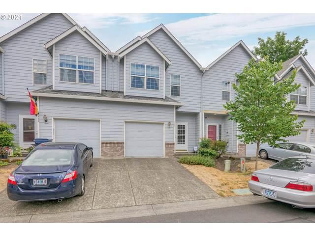 832 SW 198TH Pl, Beaverton, OR 97003 (MLS #21279996) :: Fox Real Estate Group