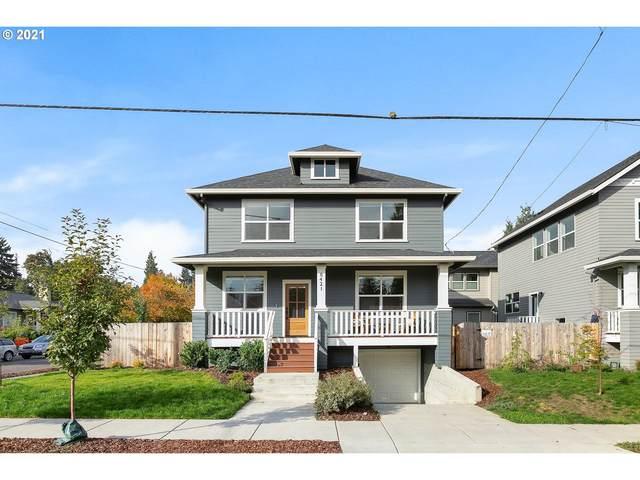 8421 N Burrage Ave, Portland, OR 97217 (MLS #21280333) :: Brantley Christianson Real Estate