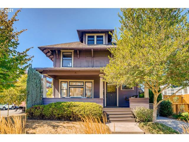 4005 N Montana Ave, Portland, OR 97227 (MLS #21280519) :: The Pacific Group