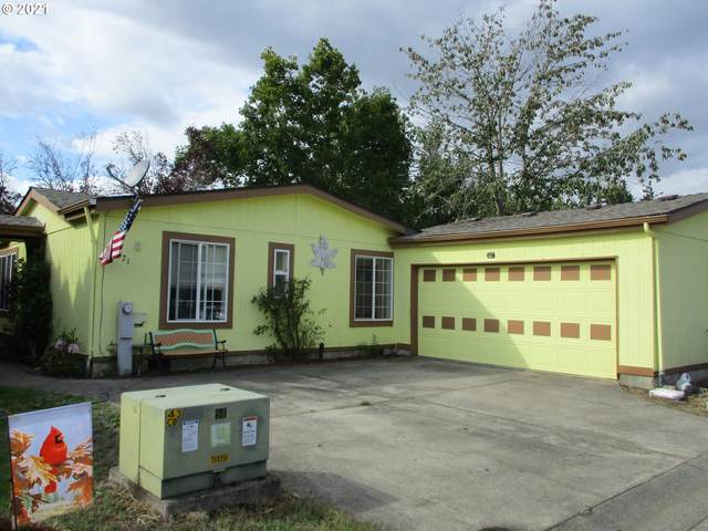 1655 S Elm St #521, Canby, OR 97013 (MLS #21280562) :: The Pacific Group