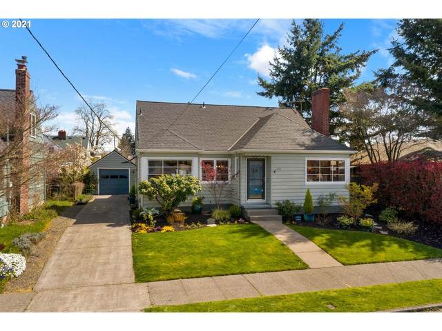 1526 NE 62ND Ave, Portland, OR 97213 (MLS #21280580) :: Brantley Christianson Real Estate