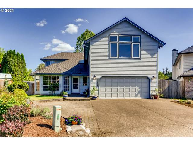 17546 SW 128TH Ave, Tigard, OR 97224 (MLS #21280704) :: The Pacific Group