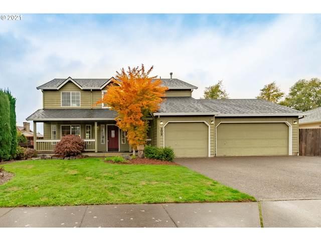 208 NE 136TH St, Vancouver, WA 98685 (MLS #21280712) :: Stellar Realty Northwest