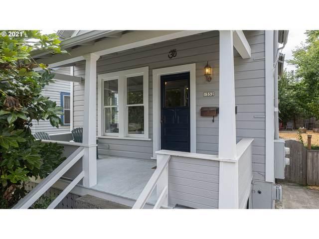1552 N Prescott St, Portland, OR 97217 (MLS #21280720) :: Fox Real Estate Group