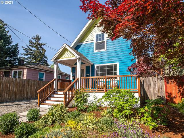 5423 NE 19TH Ave, Portland, OR 97211 (MLS #21280806) :: RE/MAX Integrity