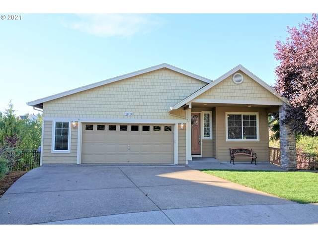 14851 SE Francesca Ln, Happy Valley, OR 97086 (MLS #21281068) :: Holdhusen Real Estate Group