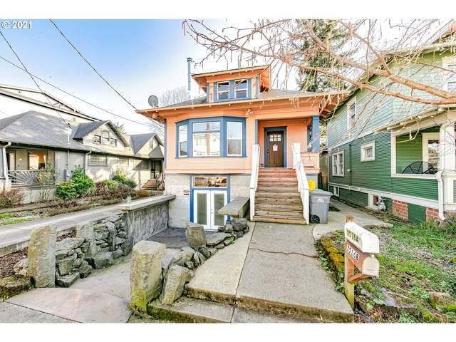 3516 SE Alder St, Portland, OR 97214 (MLS #21281101) :: Fox Real Estate Group