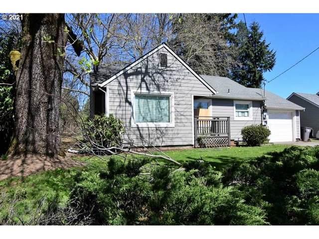 11129 SE Stark St, Portland, OR 97216 (MLS #21281227) :: Fox Real Estate Group