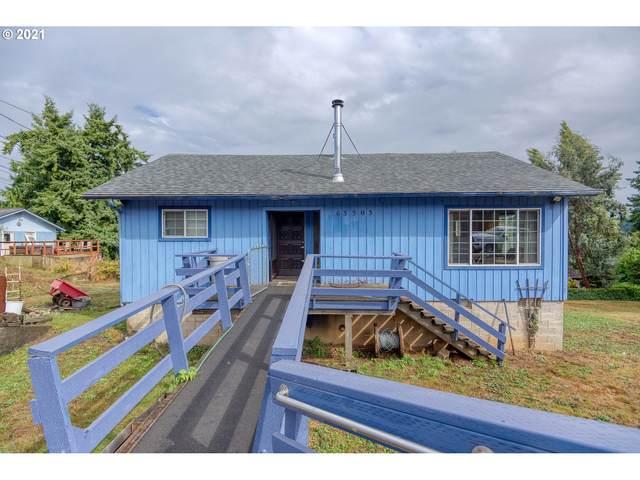 63503 Third Rd, Coos Bay, OR 97420 (MLS #21281322) :: Song Real Estate